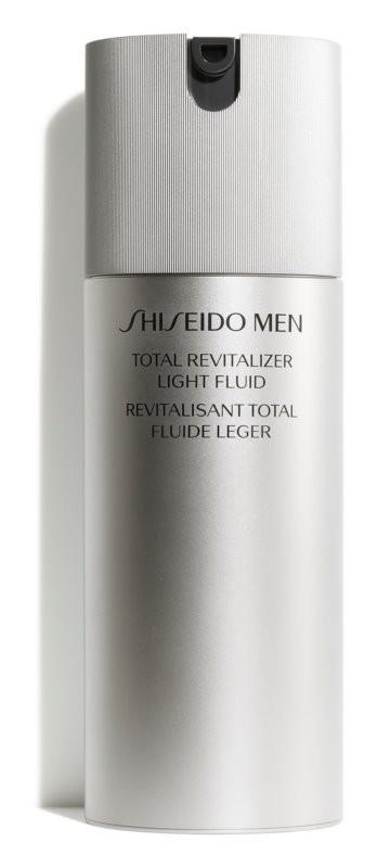 SHISEIDO MEN TOTAL REVITALIZER LIGHT FLUID 80ML****