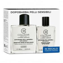 COLLISTAR LINEA UOMO DOPO BARBA PELLI SENSIBILI 100ML+50ML IN REGALO