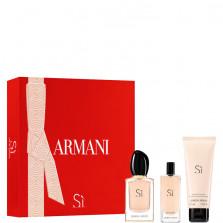 ARMANI SI KIT 2021 (EDP50ML+15ML+BODY LOTION 75ML)