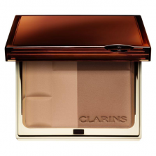 CLARINS BRONZING DUO  02 MEDIUM10 GR