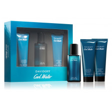 DAVID OFF COOL WATER KIT2020 (EDT 40ML+SHOWER GEL 50ML+AFTER SHAVE BALM 50ML)
