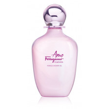 FERRAGAMO AMO FLOWERFUL PEARLED SHOWER GEL 200ML