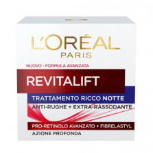 L'OREAL REVITALIFT CREMA NOTTE RICCA 50 ML