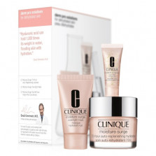 CLINIQUE MOISTURE SURGE IDRATAZIONE KIT2020 (MOISTURE SURGE 50ML+MASK 30ML+EYE 5ML)