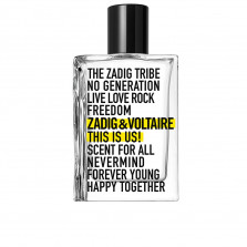 ZADIG&VOLTAIRE THIS IS US! EDT 100ML